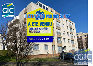 A VENDRE EN EXCLUSIVITE DU GIC GRAND F2 CAEN HAIE VIGNEE/BEAULIEU